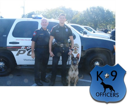 Law Enforcement - Apply For A K9 - K9 Officers